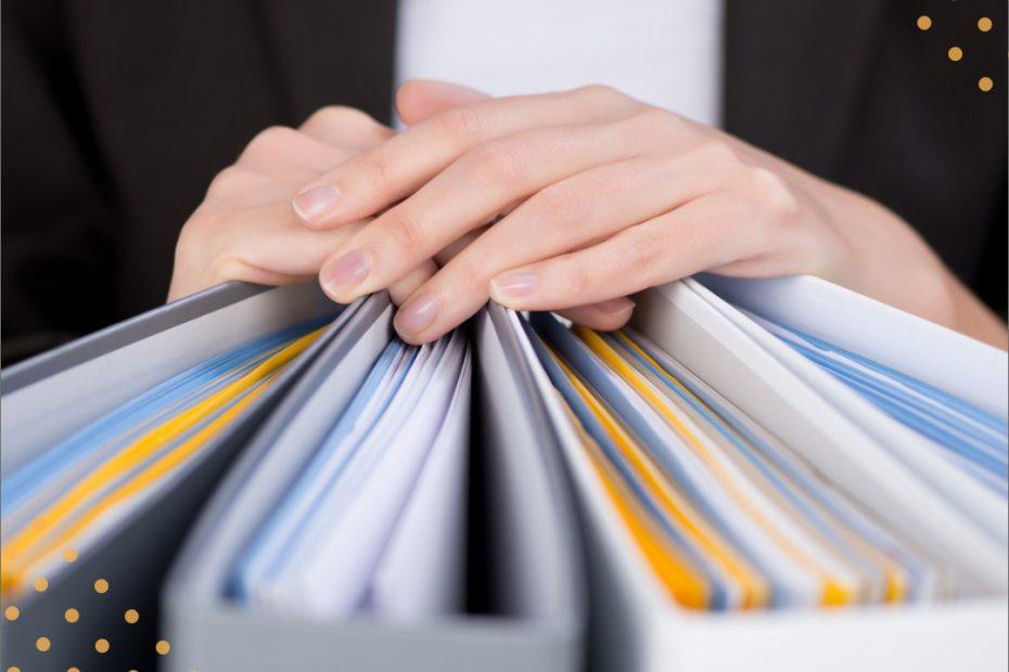 Conservação de documentos'