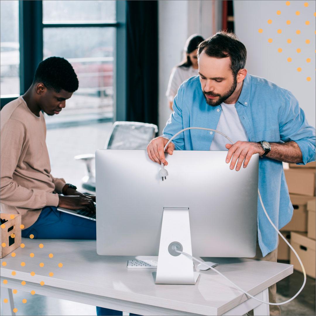 Mudança no escritório: veja como simplificar esse processo
