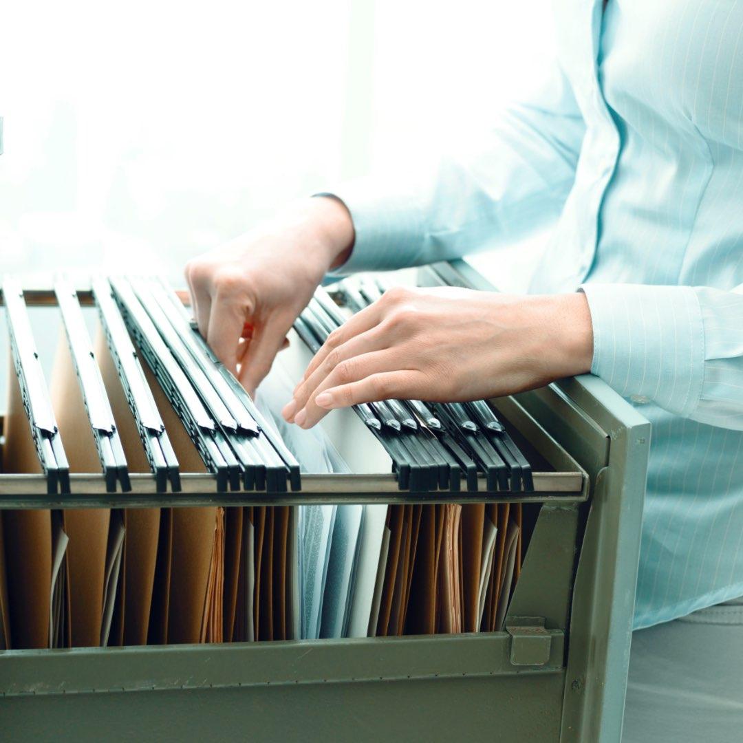 gestão arquivos